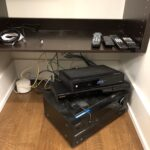Here is what we found in a client's closet before it was cleaned up.